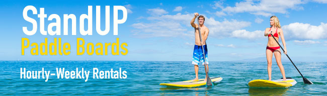 Stand Up Paddle Board Rentals North Captiva Island