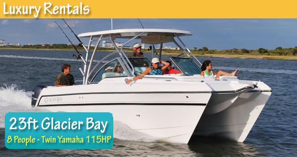 Boat Fleet Bayliner 197