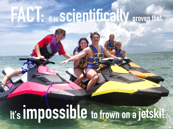 Boats and Fun Jet Ski tours