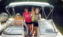 Hurricane 237 boat rental